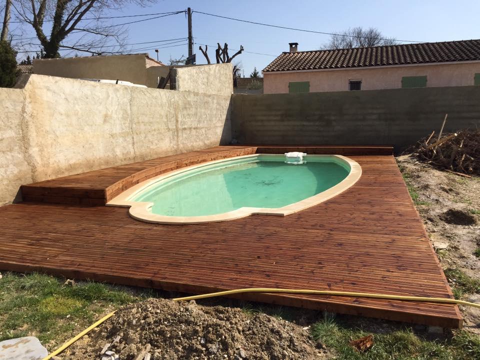 sol piscine