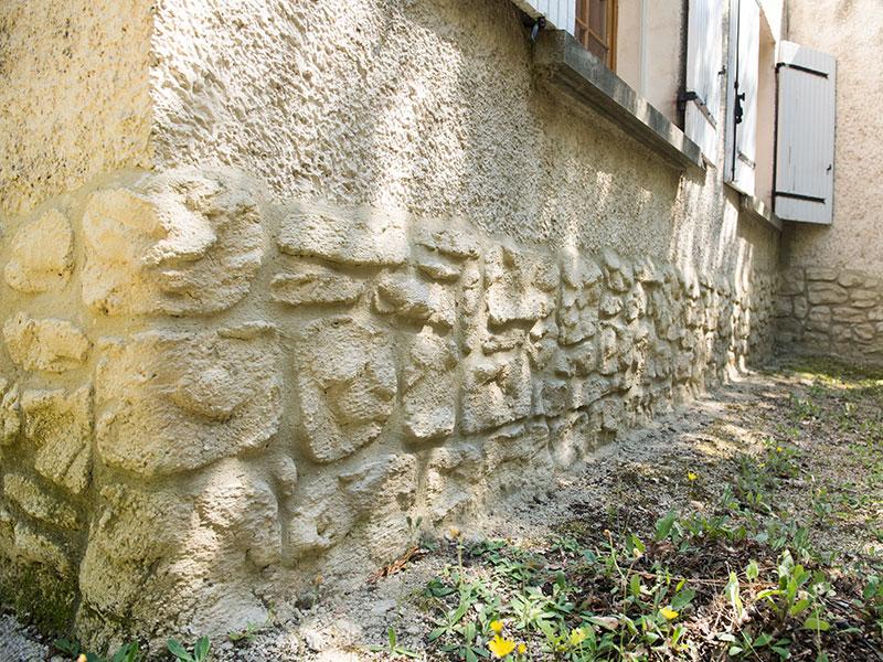 pierre artificielle